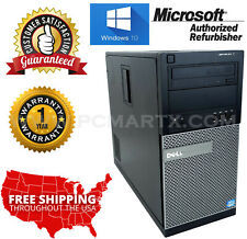 DELL OPTIPLEX 7010 MT - CORE i5 3470 3.2 GHZ 16GB RAM 1TB HD WIN 10 HOME 64 BIT