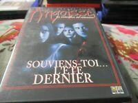"""DVD """"SOUVIENS-TOI L'ETE DERNIER"""" Jennifer LOVE HEWITT / horreur ANGOISSE"""