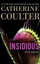 Insidious by Catherine Coulter  (Unabridged Audiobook on CDs)