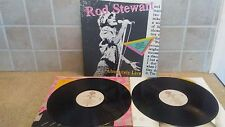 "Rod Stewart "" Absolutely Live "" 1982 Double Lp Records ( VNC )"