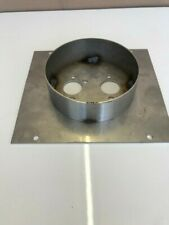 chinese diesel heater mounting plate stainless steel 50mm turret planar