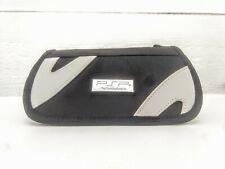 Sony PSP PlayStation Portable Original Travel Case BDA Nylon Black Zipper Pouch