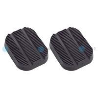 2 Pcs You.S Original Brake Pedal Clutch Rubber Surface for Fiat 127 128