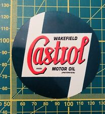 Vinyl Printed Car Vehicle Sticker Graphic Funny,Custom,Vintage Castrol