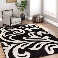 Luxury Rugs 120 x 170 Bedroom Kitchen Living Room Area Rug Florence Carpet Mats