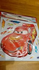 DISNEY CARS 3d wall decoration glow in the dark..Brand new 30x30cm