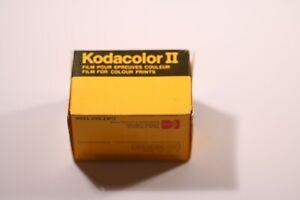 VINTAGE KODAK (KODACOLOR II) C135-36 COLOUR FILM (1979) UNOPENED