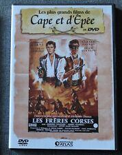 Les freres Corses - Geoffray Horne - Valerie Lagrange, DVD neuf