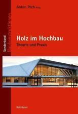 Holz im Hochbau - 9783035609363 DHL-Versand PORTOFREI