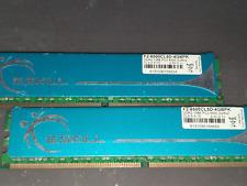 G.SKILL 4GB 2X2GB DDR2 1066 PC2-8500 F2-8500CL5D-4GBPK DIMM Desktop Memory RAM