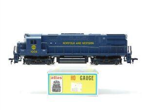 HO Scale Atlas 8036 N&W Norfolk & Western Alco C-425 Diesel Locomotive #1003
