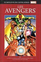 MARVEL - LE MEILLEUR DES SUPER HEROS - LES AVENGERS - 2016 - COMICS - VF - 6542