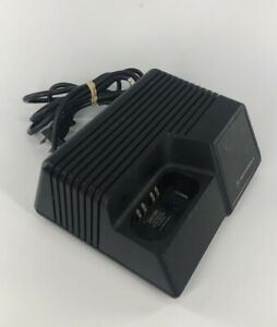 Motorola Saber/Astro Rapid Rate Battery Charger NTN4734B (Working 100%)