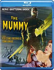 The Mummy (1959) Hammer Horror | Peter Cushing | New | Blu-ray Region free