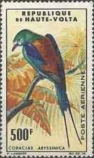 Timbre Oiseaux Haute Volta PA20 * lot 23883 - cote : 25 €
