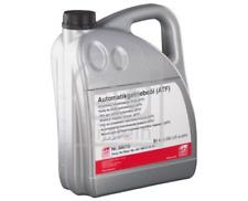 FEBI 30018 ATF-Öl für automatische Getriebe Wandler und Hydrolenkungen 5 Liter
