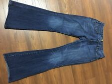 Womens Seven For All Mankind Sz 29 Jeans. Flare. WJ92