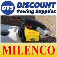 Milenco Alko 2004 3004 Caravan Heavy Duty Security HitchLock Insurance Approved