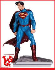 SUPERMAN Man of Steel statue Dc Comics John ROMITA  # NEUF #