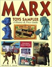 Marx Toys Sampler: A History & Price Guide-ExLibrary