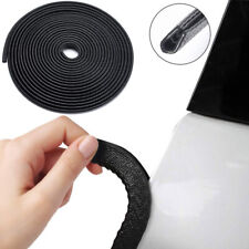 Black Rubber Car Door Flexible Trim Edge Guard Moulding Seal Strip Protector