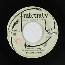 Rockabilly Surf Inst. 45 - Jive-A-Tones - The Wild Bird - Fraternity - mp3