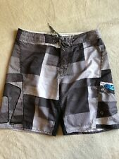 Globe Board Shorts, Damien Hobgood Signature Size 36 Mens