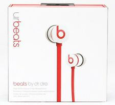 Beats by Dr. Dre UrBeats In Ear Headphones iPhone iPod Apple RED/WHT 810-00055 O