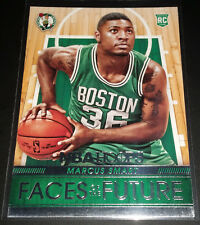 Marcus Smart 2014-15 Panini Hoops FACES OF THE FUTURE Rookie Insert Card