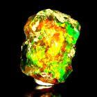 100% NATURAL A1  TOP FIRE WELO ETHIOPIAN OPAL ROUGH FLASHING AC290 +AC225+AC329