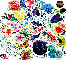 Stickers 42 Skateboard Flowers Vinyl Laptop Luggage Decals Dope Sticker Random