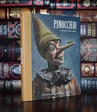 Pinocchio by Carlo Collodi Unabridged New Illustrated Gift Hardcover Edition