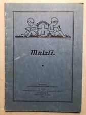 Schweizer Lehrerinnenverein, Schweizer Fibel, Mutzli Fibel, Fibeln