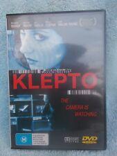 KLEPTO MEREDITH BISHOP,MICHAEL NOURI,,,JSU GARCIA DVD M R4