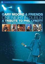 Gary Moore One Night in Dublin Tribute to Phil Lynott DVD All Regions NTSC NEW