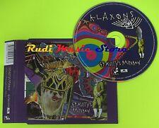 CD Singolo KLAXONS Gravity's rainbow Eu 2007POLYDOR RINSE003CD   mc dvd (S6)