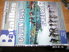Batailles XXe siecle n°22 6 juin 1944 Riva Bella 709.ID R.CAPA Canadien à JUNO