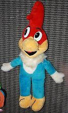 Vintage Woody Woodpecker bird cartoon character doll free shipping Usa used