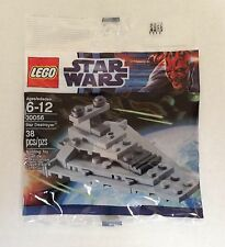 LEGO STAR WARS 30056 STAR DESTROYER SHIP AIRCRAFT 38 PCS NEW IN POLYBAG BAGGIE !