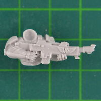 Astra Militarum Cadian  Torso Lasergewehr Forge World 40K Bitz 3326