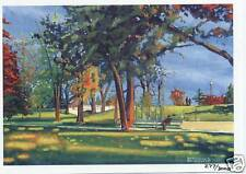 """WHITING INDIANA """"Life of Whiting""""  Card #6 Whiting Park"""