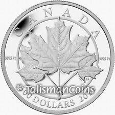 Canada 2012 Maple Leaf Forever Sugar Maple $300 Pure Platinum Proof
