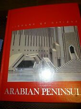 Arabian Peninsula by Library Of Nations Time-Life Books (1989, Hardcover)