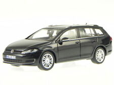 effetto ORIGINALE SKODA FABIA 3 III Combi modello di auto 1:43 Black Magic Perl nero