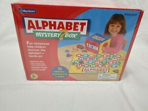 Lakeshore Alphabet Box