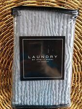 New Laundry Shelli Segal pillow sham Euro gray Textura