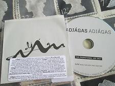Adjágas – Adjagas Ever Records  EVER06CD Promo CD, Album