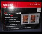 New GALANZ FRENCH DOOR AIR FRY 360 TOASTER OVEN