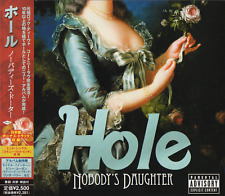 HOLE Nobody's Daughter +2 JAPAN CD OBI UICM-1049 Courtney Love Billy Corgan