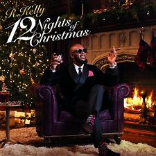 R.KELLY - 12 NIGHTS OF CHRISTMAS   CD NEW+